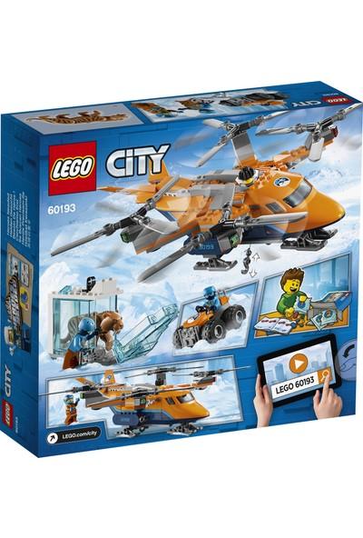 LEGO City 60193 Kutup Hava Nakliyesi