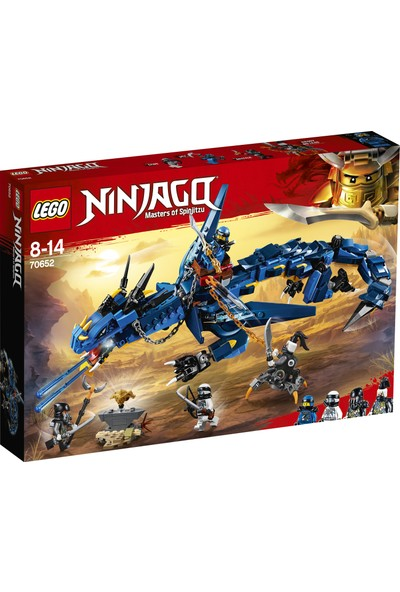 LEGO Ninjago 70652 Fırtına Getiren