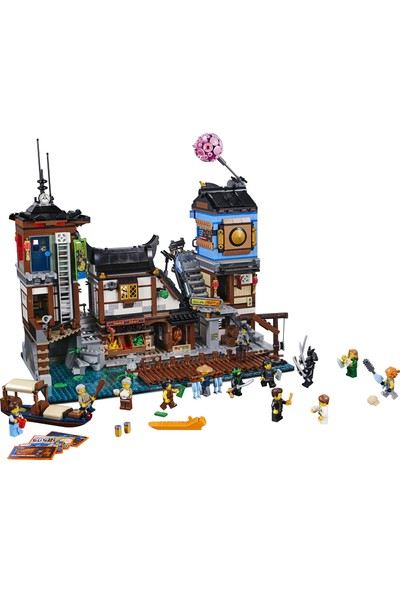 LEGO Ninjago 70657 Şehir Rıhtımı