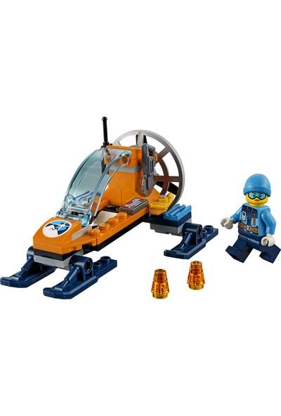 LEGO City 60190 Kızaklı Kutup Motosikleti