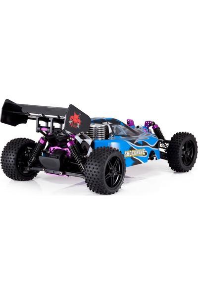Redcat Racing Shockwave 1/10 Nitro Yakıtlı Arazi Aracı Mavi