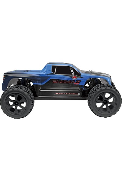 Redcat Racing Blackout Xte Pro 1/10 Elektrikli Arazi Aracı Mavi