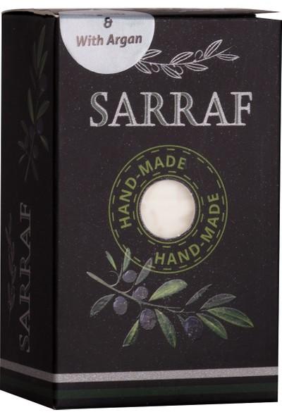 Sarraf Olive Oil Arganlı Zeytinyağı Sabunu