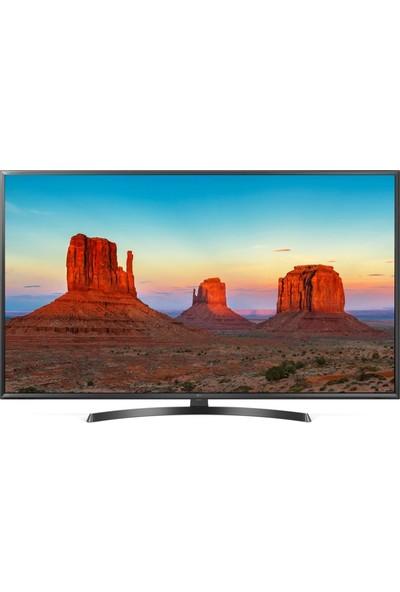 """LG 50UK6470 50"""" 126 Ekran Uydu Alıcılı 4K Ultra HD Smart LED TV"""