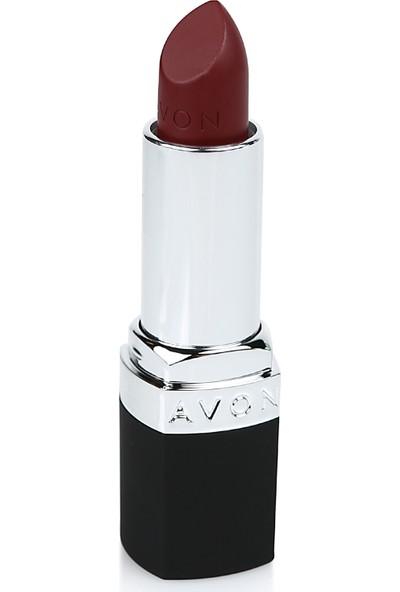 Avon True Color Perfectly Mat Ruj Superb Wine