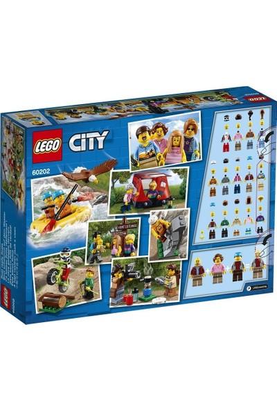 LEGO City 60202 İnsan Paketi - Doğa Maceraları