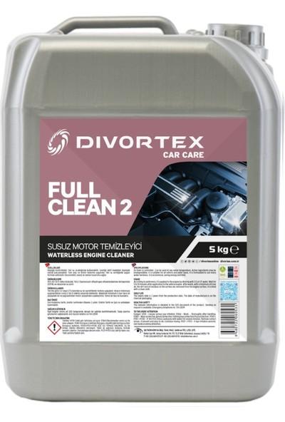 Dıvortex Susuz Motor Temizleme Ürünü 5 Kg