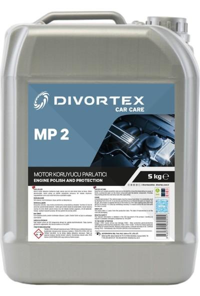 Dıvortex Mp2 Motor Koruma Ve Parlatma 5 Kg