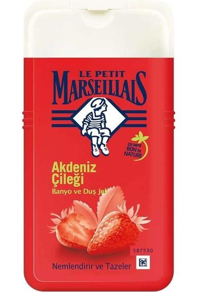 Le Petit Marseillais Duş Jeli Akdeniz Çileği 250 ml