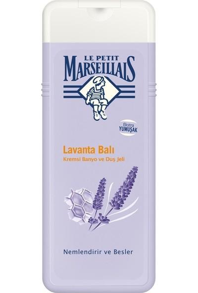 Le Petit Marseillais Duş Jeli Lavanta Balı 400 ml