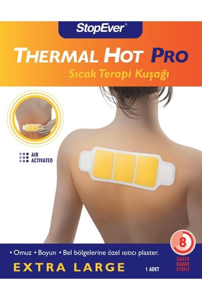 StopEver Thermal Hot Pro Sıcak Terapi Kuşağı