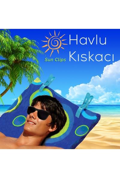Gerok 2'Li Plaj Havlu Mandalı