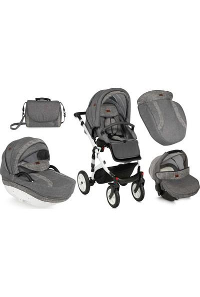 Lorelli Mia Travel Sistem Bebek Arabası Grey