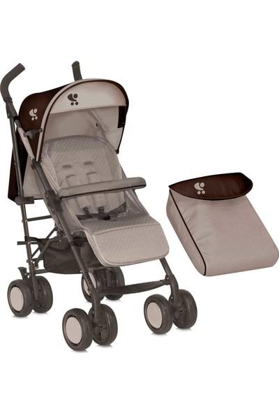 Lorelli Onyx Baston Bebek Arabası Beige & Brown