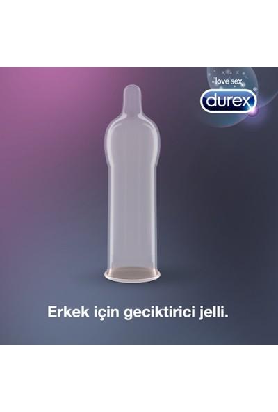 Durex Uzayan Zevk Prezervatif 20'li Avantaj Paketi