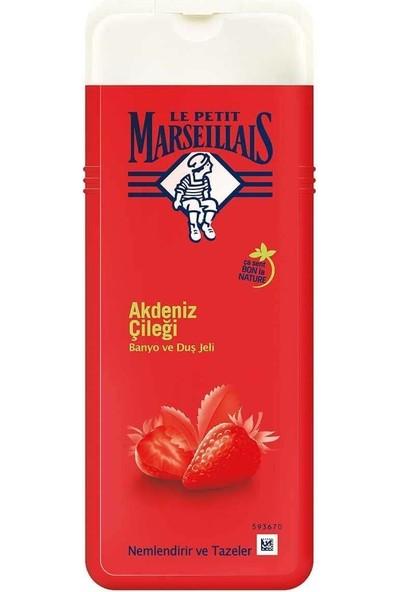 Le Petit Marseillais Duş Jeli Akdeniz Çileği 400ml