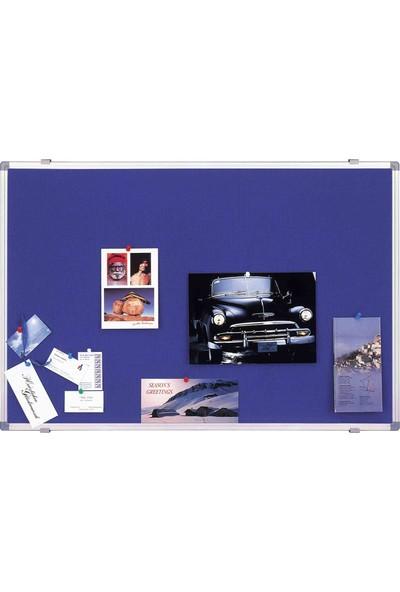 Magnetoplan Kumaş Pano 60 x 90 Mavi