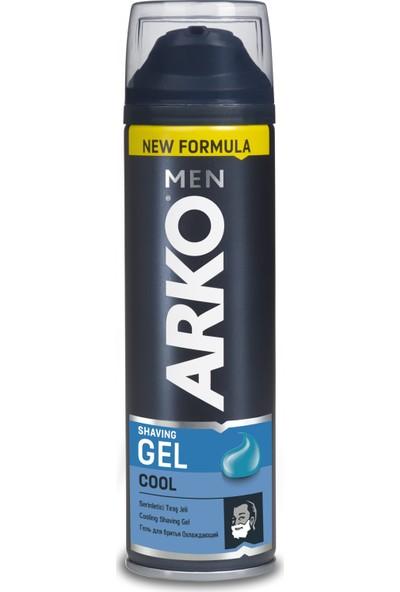 Arko Tıraş Jeli Cool 200 ml