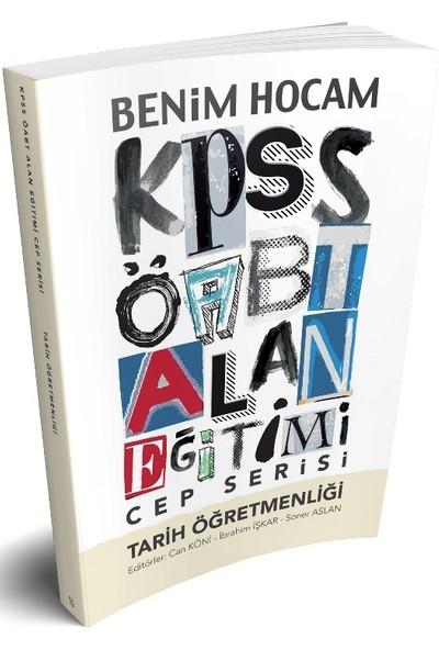 Benim Hocam Yayınları 2018 ÖABT Cep Serisi Tarih ÖğretmenliğiCan Köni - İbrahim İşkar