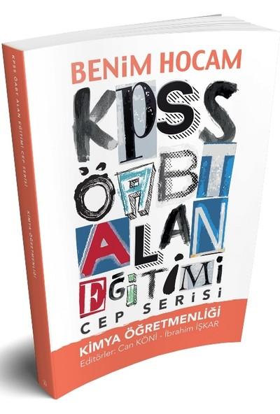 Benim Hocam Yayınları 2018 ÖABT Cep Serisi Kimya Öğretmenliği - Can Köni - İbrahim İşkar