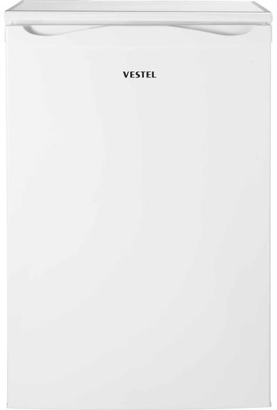 Vestel CD-S1101 W A+ Dikey Derin Dondurucu