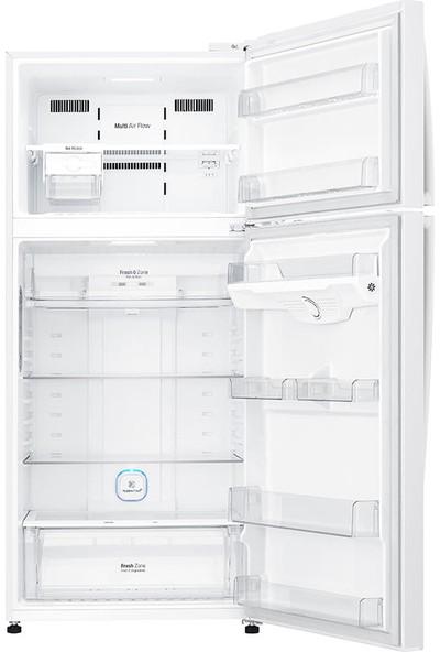 LG GN-H702HQHU A++ 546 lt No-Frost Buzdolabı
