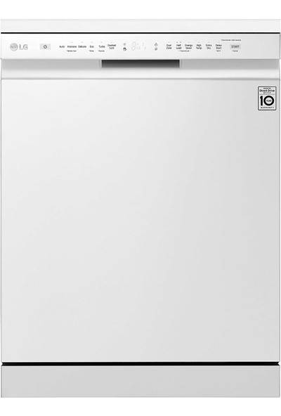 LG DFB512FW A++ 2 Programlı Bulaşık Makinesi