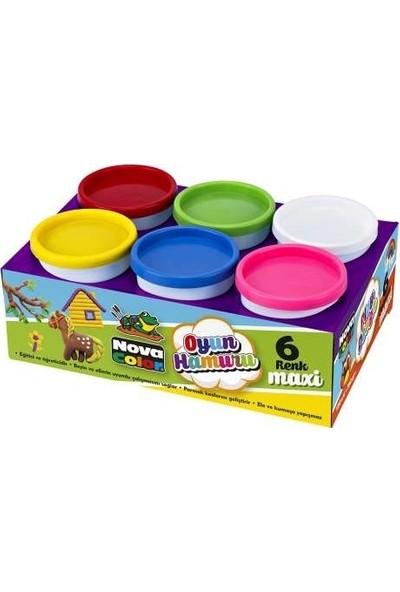 Nova Color Nova Color Oyun Hamuru 6'lı Mini