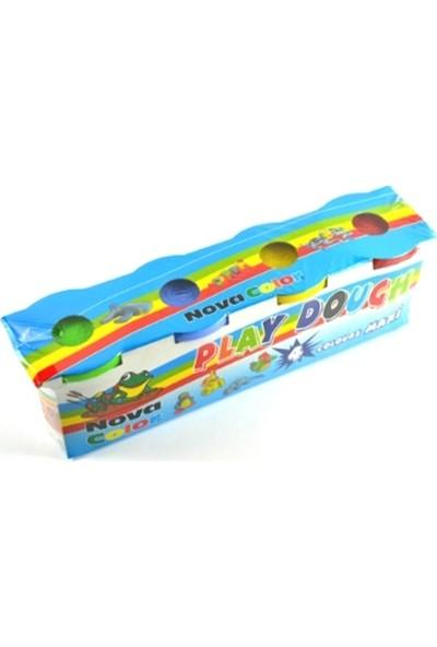 Nova Color Nova Color Oyun Hamuru 4'lü