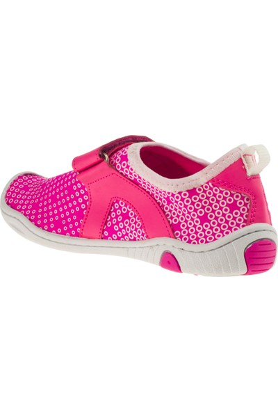 Vicco 223.18Y.656 Tek Cırt Deniz Pembe Çocuk Ayakkabı