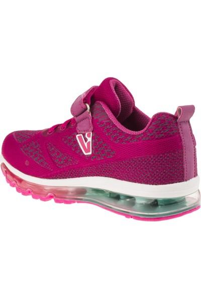 Vicco 348.18y.158 Çocuk Fuşya Çocuk Spor Ayakkabı