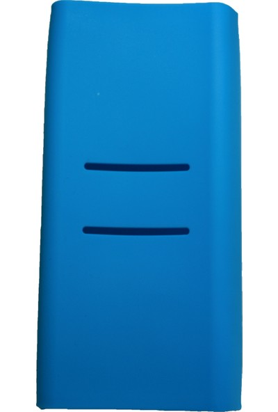 Case 4U Xiaomi 20000 mAh 2C Taşınabilir Şarj Cihazı Mavi Kılıf