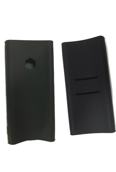 Case 4U Xiaomi 20000 mAh 2C Taşınabilir Şarj Cihazı Siyah Kılıf