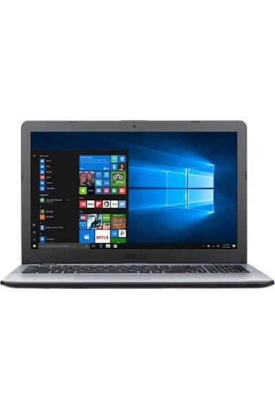 """Asus X542UR-DM451T Intel Core i7 8550U 16GB 1TB GT930MX Windows 10 Home 15.6"""" FHD Taşınabilir Bilgisayar"""