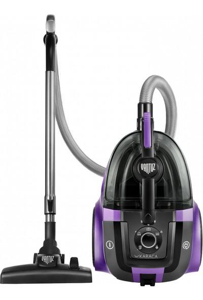 Karaca Vantuz 5 Violet Glossy Elektrikli Süpürge