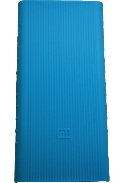 Case 4U Xiaomi 10000 mAh (Versiyon 3) Taşınabilir Şarj Cihazı MaviKılıf