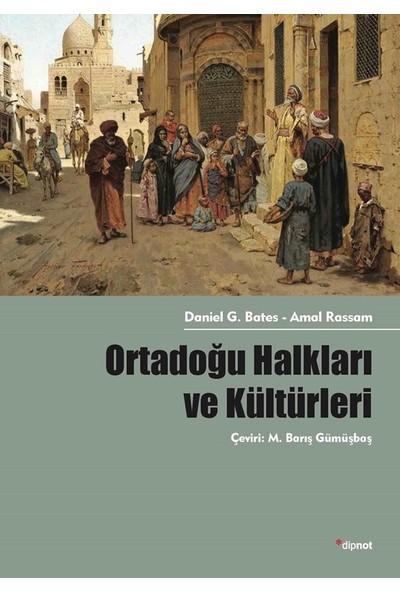 Ortadoğu Halkları Ve Kültürleri - Amal Rassam