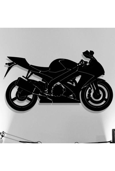 Dekoragel Make Some Noise Motorsiklet Metal Duvar Dekoru