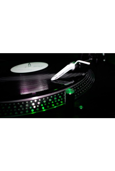 Ortofon Elektro Concorde Twin DJ pikap iğnesi - İki Adet Kafa