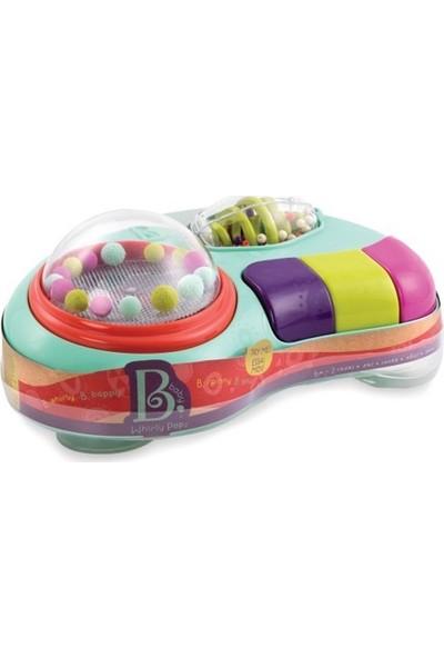 BToys Müzikli Oyuncak Activity Suction Toy