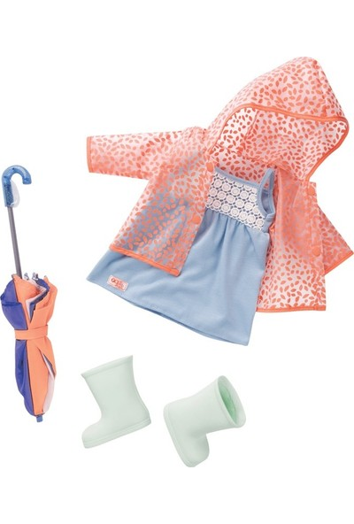 Our Generation Kıyafet Deluxerainwear