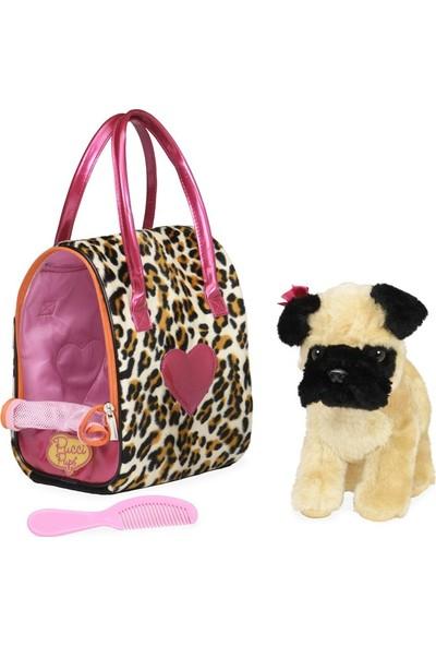 Pucci Pups Pug Peluş Köpek
