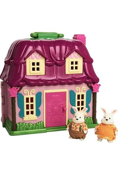 Li'l Woodzeez Kır Evi Ve Tavşan Ailesi