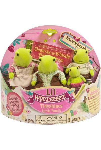 Li'l Woodzeez Kaplumbağa Ailesi