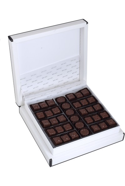 Elit Karamel Ve Kahve Tutkusu Çikolata