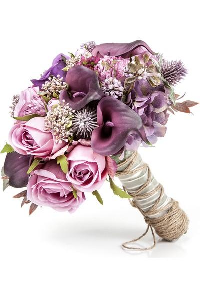 Elit Pembe & Mürdüm El Çiçeği
