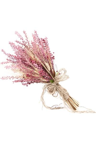 Elit Kuru Pembe Tomurcuk El Çiçeği