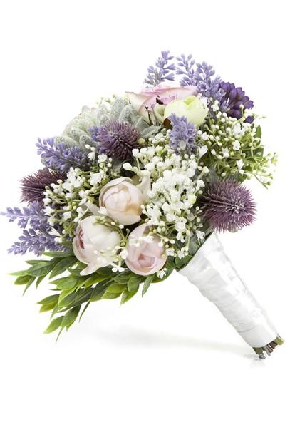 Elit Lila El Çiçeği