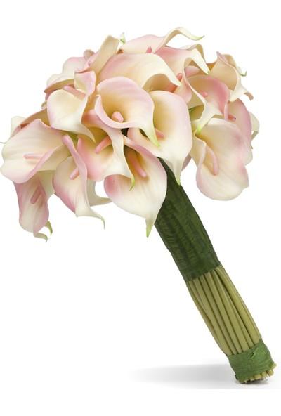Elit Pembe Galalar El Çiçeği