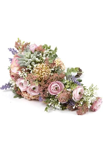 Elit Saklı Bahçe El Çiçeği